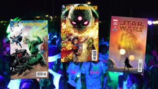 Top Selling Comics & Publisher Market Share: April 2015