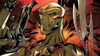 Ron Marz Chats About JOHN CARTER: WARLORD OF MARS with Byron Brewer