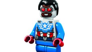 LEGO Reveals Sam Wilson Captain America SDCC Exclusive Figure