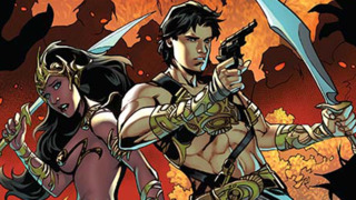 Ron Marz Discusses JOHN CARTER: WARLORD OF MARS with Erica Schultz