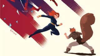 Preview: UNBEATABLE SQUIRREL GIRL #7