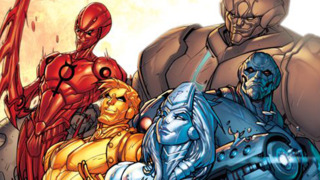DC Announces Eight New Mini-Series including METAL MEN and POISON IVY