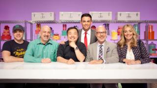 Dan Didio, Jim Lee, and Geoff Johns Coming to Cake Wars
