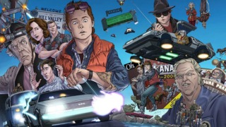 IDW to Publish BACK TO THE FUTURE Comic Series