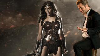 Chris Pine to Star Opposite Gal Gadot in 'Wonder Woman'