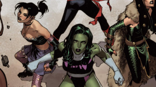 Exclusive Preview: A-FORCE #3