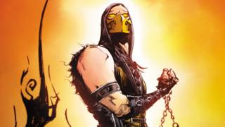 Exclusive Preview: MORTAL KOMBAT X #33