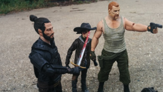 Awesome Toy Picks: Walking Dead Comic Toys: Series 4