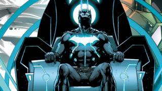 Geoff Johns and Jason Fabok Discuss 'Darkseid War' and Their Love for Mister Miracle