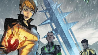 Marvel Announces ALL-NEW INHUMANS Coming in December