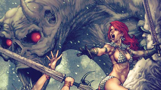 Marguerite Bennett Discusses SWORDS OF SORROW and Writing Page Layouts