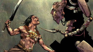 Ron Marz Talks JOHN CARTER and Upcoming Storylines