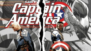 Preview: CAPTAIN AMERICA SAM WILSON #2