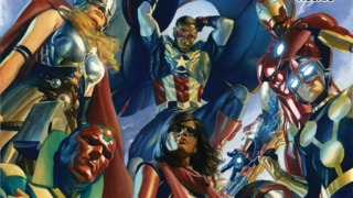 Preview: ALL NEW ALL DIFFERENT AVENGERS #1