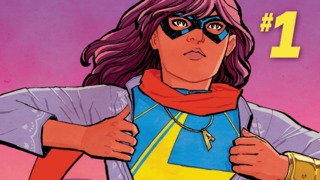 Preview: MS MARVEL #1