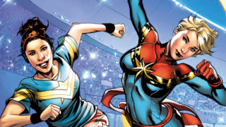 """EspnW Teams with Marvel Comics for """"Super"""" Take on 2015 """"IMPACT25"""" List"""