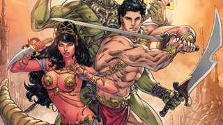 Ron Marz Talks John Carter and the Character's Challenges