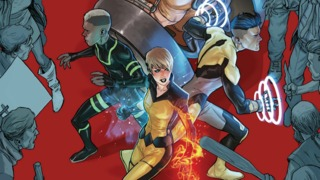 Preview: ALL NEW INHUMANS #1