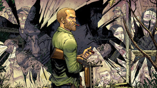 Image/Skybound Reveal Variant Covers for THE WALKING DEAD #150