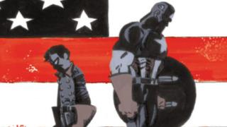 Preview: CAPTAIN AMERICA WHITE #5