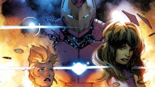 CIVIL WAR II Moments Revealed During Marvel Next Big Thing