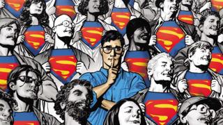 Preview: SUPERMAN AMERICAN ALIEN #6