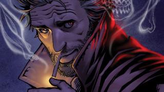 John Constantine Bring Magic to DC Rebirth