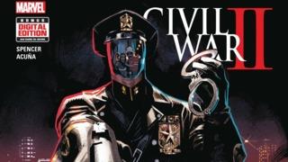 Preview: CAPTAIN AMERICA SAM WILSON #12