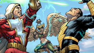 Exclusive Preview: INJUSTICE Chapter 38