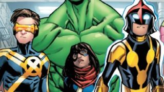 Preview: CHAMPIONS #1