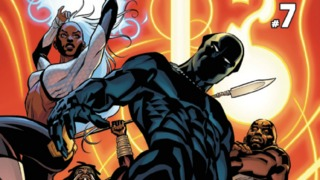 Preview: BLACK PANTHER #7