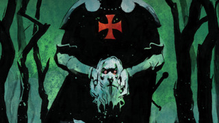 Exclusive Preview: IMMORTAL BROTHERS: THE TALE OF THE GREEN KNIGHT #1