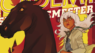 Exclusive Preview: GOTHAM ACADEMY SECOND SEMESTER #8
