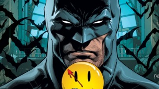 "Exclusive Preview: Batman #21 ""The Button"" Part One"