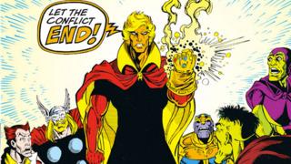 Who Is Marvel's Adam Warlock?