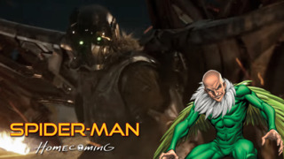 Spider-Man: Homecoming: Who Is The Vulture?