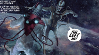 Preview: Divinity #0 Features Some Insane Art By Renato Guedes
