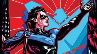 DC's New Nightwing Comic Explores A Powerless, Authoritarian Future