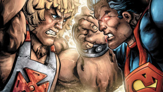 Injustice Vs. Masters Of The Universe Comic Is A Giant Sandbox Of Nostalgia