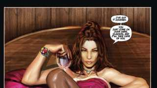 First Look: 'Witchblade' #132