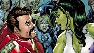 Jeanine Schaefer Talks Marvel's 'GIRL COMICS'