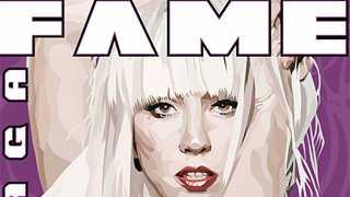 Lady Gaga 'FAME' Comic