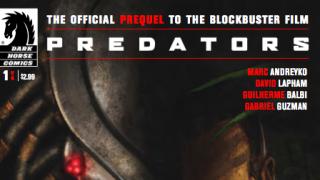Interview: Paul Tobin and David Lapham Talk Predators #1