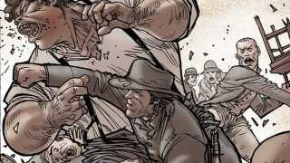 'All-Star Western' Interview with Jimmy Palmiotti and Justin Gray