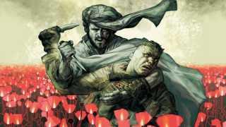 James Robinson and J.T. Krul On MEN OF WAR #7