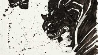 Frank Miller's THE DARK KNIGHT Original Art Heads To Auction
