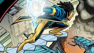 EXCLUSIVE: Final Issue Issue of STATIC SHOCK 4-Page Preview