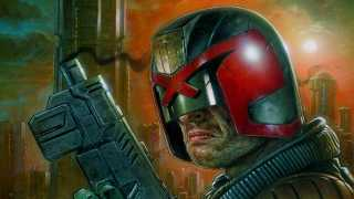 First Look: Check Out The Cover To The DREDD Prequel Comic