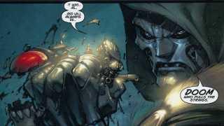 How Do You Stop Doctor Doom?