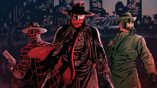Exclusive: MASKS #5 and THE LONE RANGER VOL. 2 #14